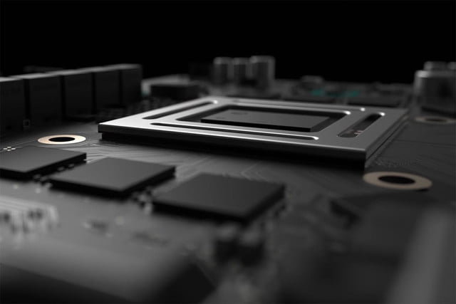 microsoft project scorpio supports amd freesync and hdmi  xbox chip