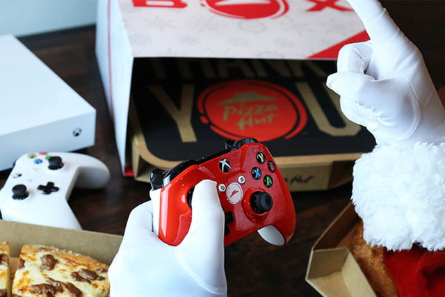 xbox one s pizza hut xboxonepizzahut