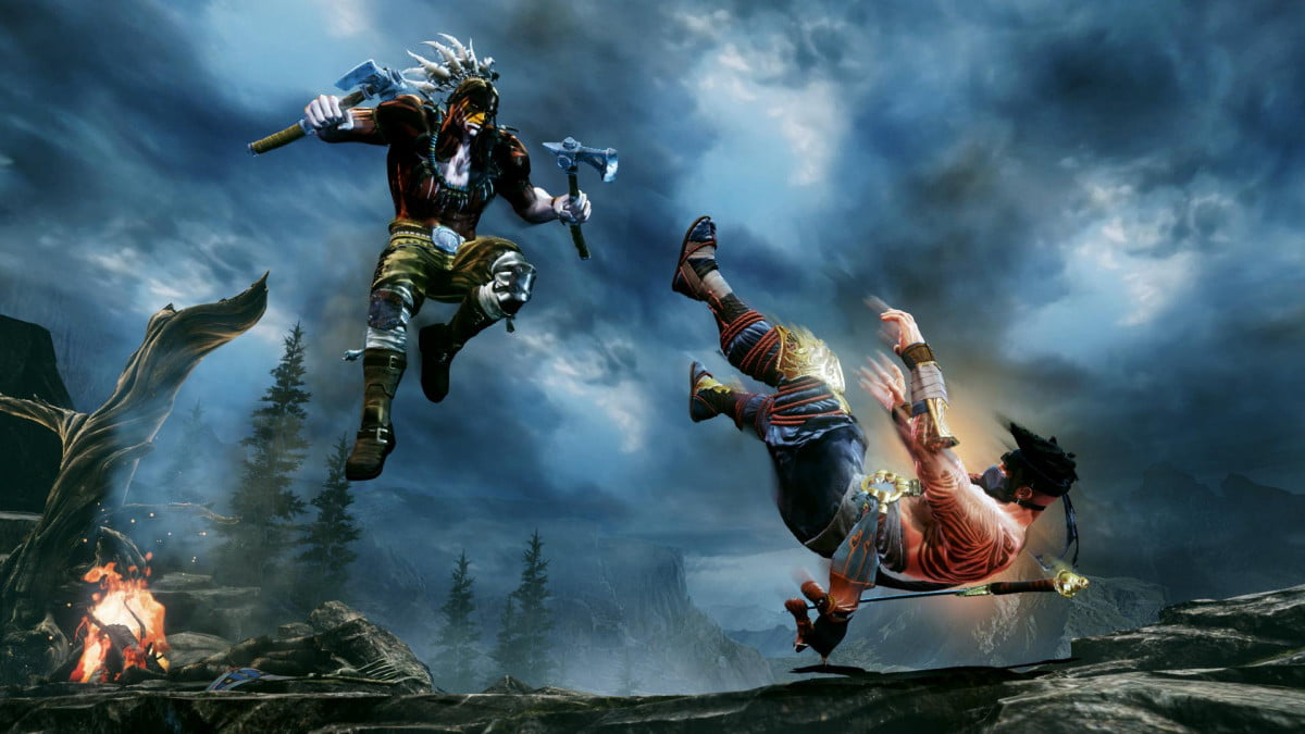 killer instinct returns and brings a new pricing model for console gaming with it xboxwire thunder