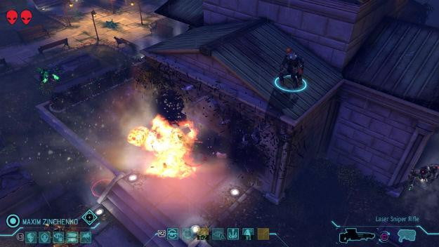 XCOM Enemy Unknown Firaxis