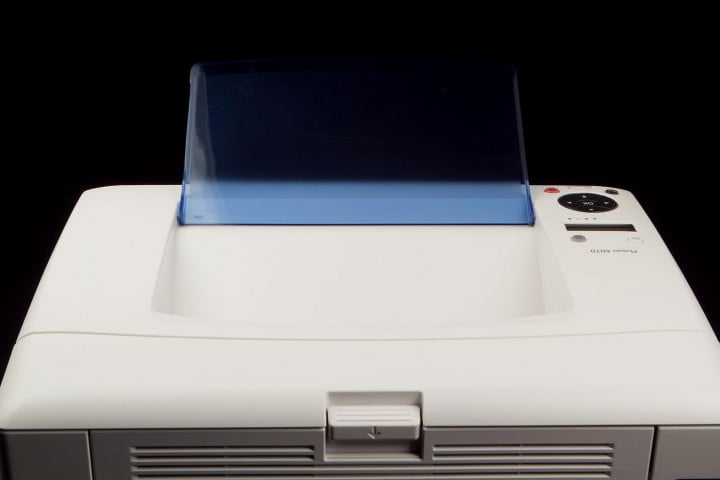 xerox phaser  review top tray