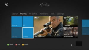 Xfinity On Demand Xbox