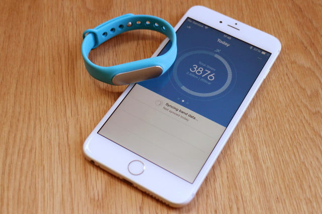 chinese smartphone maker xiaomi makes a quarter of the wearables in todays market with mi band