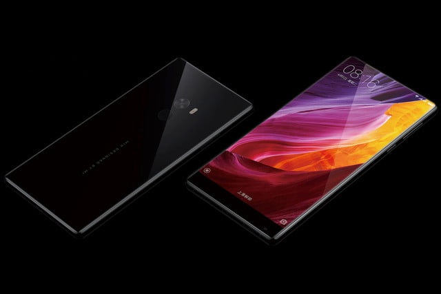 xiaomi mi mix ultrasound technology xiami