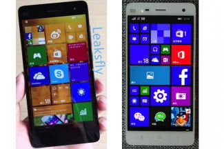 Xiaomi Windows 10 Leak