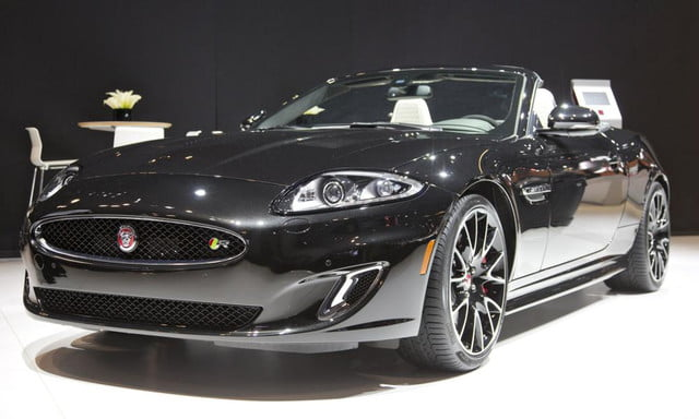 jaguar xk final fifty limited edition announced