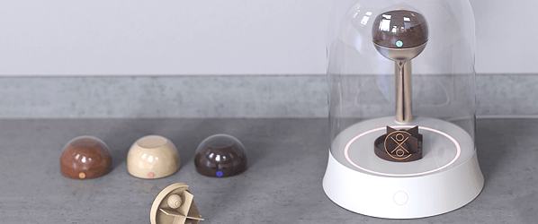 Design, print, devour: Xoco lets you 3D print your dreams in solid chocolate