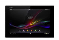 sony xperia tablet z review press image