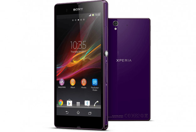 Xperia-Z-Purple
