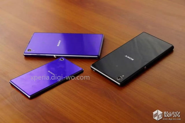 xperia z  mini leaked
