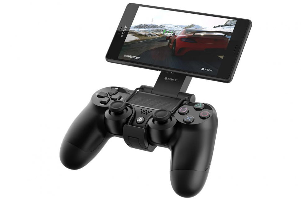Xperia Z3 gaming mount
