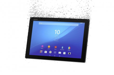 Sony's new Xperia Z4 Tablet is fast, furious, and the ...