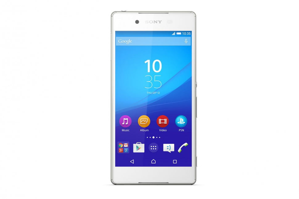 Sony   s Xperia Z4 launches in Japan only   May come soon in India  Xperia Z White Front