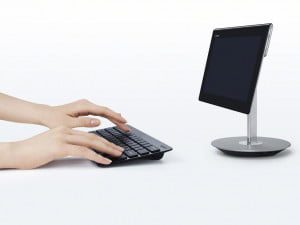 Sony Xperia Tablet S stand