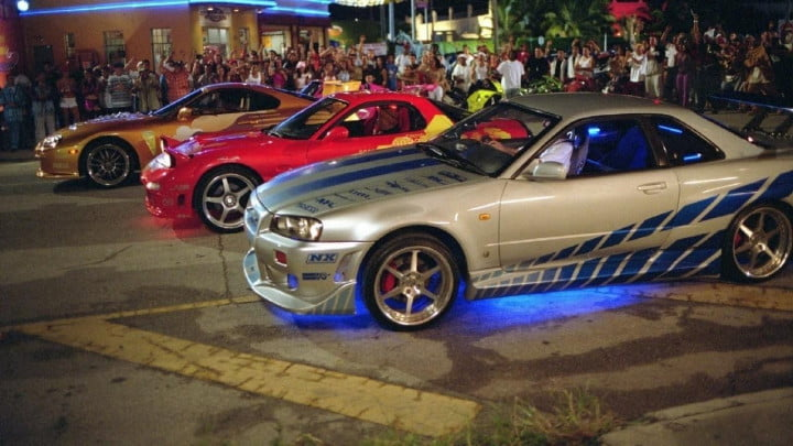 without diesel power  fast furious gets stuck in the miami sand