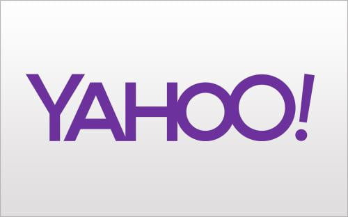 yahoo logo of the day