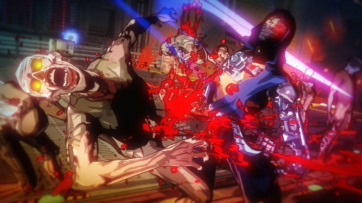 yaiba ninja gaiden z review screenshot