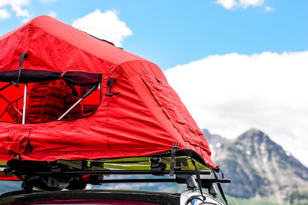 7 best rooftop tents for glamping with your truck or car digital trends - Tenda da tetto oasis ...