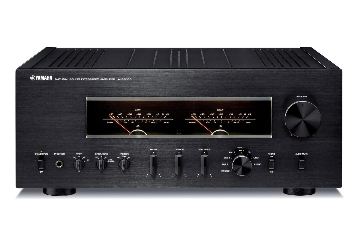 Yamaha introduces a s3000 and cd s3000 premium audio for Yamaha home stereo systems
