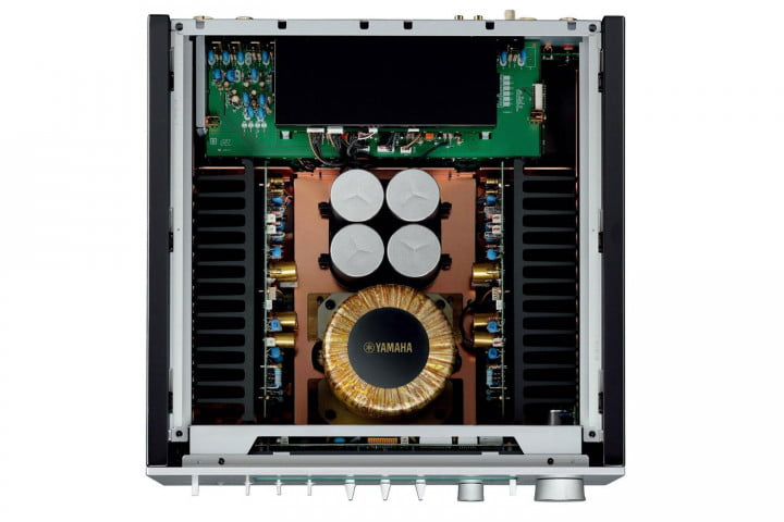 yamaha introduces a s  and cd audio components insides