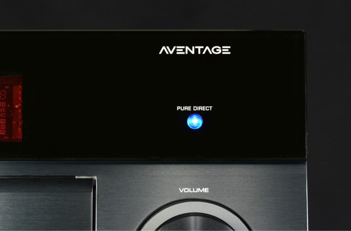 yamaha aventage a  review receiver pure direct