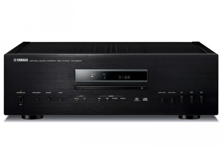 yamaha introduces a s  and cd audio components