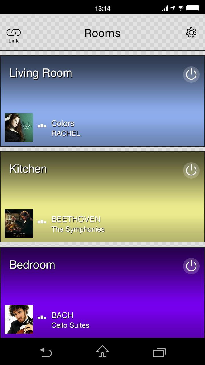 Yamaha 39 s musiccast multi room system uses any source for Yamaha musiccast app