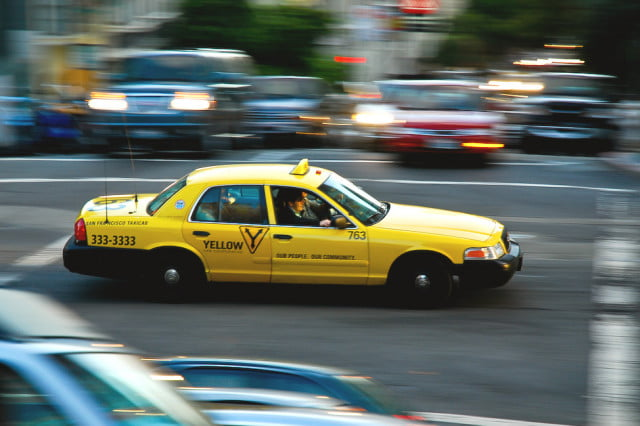 ubers home turf taxi company feels the squeeze filing for bankruptcy yellow cab
