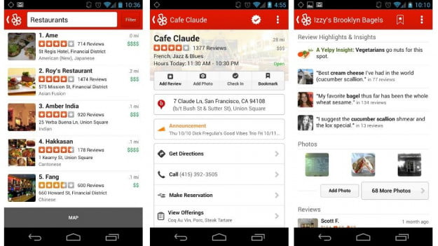 Yelp-Android-apps-screenshot