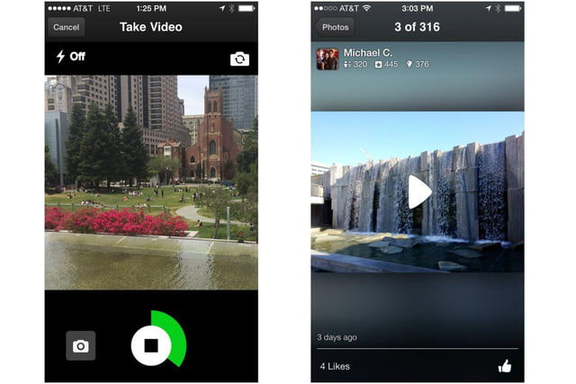 yelp adds  second video review feature iphone users reviews