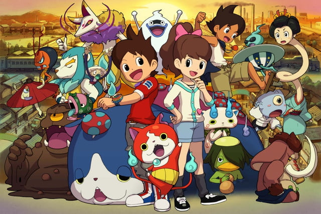 nintendo brings yo kai watch  stateside in august ykw header