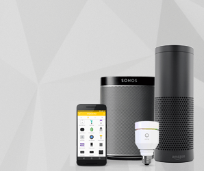 Jumpstart your smart home with our Amazon Echo, Sonos, and Yonomi giveaway