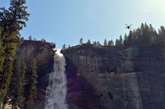 yosemite national park officials tell videographers leave drones home drone