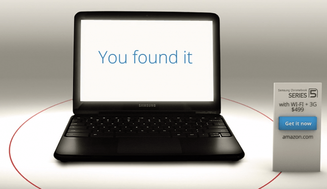 you found it