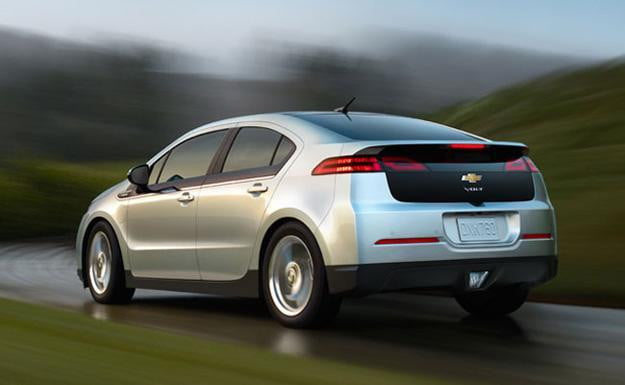 You're never too old 101 year-old-man buys Chevy Volt for his wife