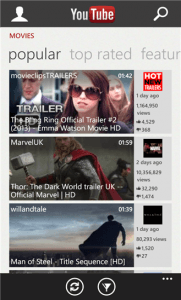 best apps of the week 05_26_2013 Youtube
