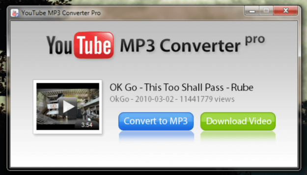 youtube mp3 conversion tool