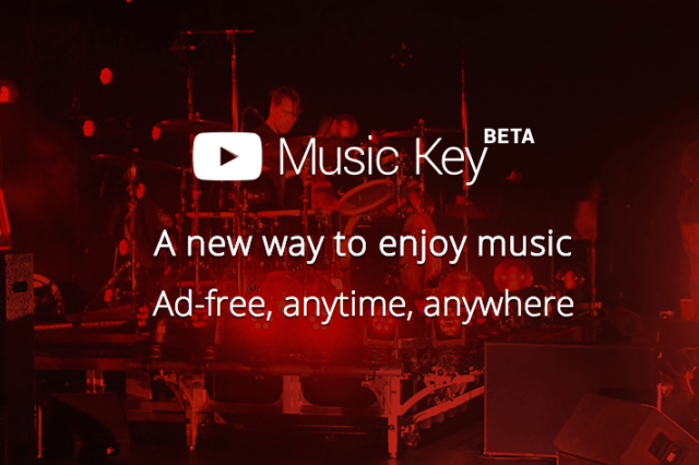 youtube music key paid subscription