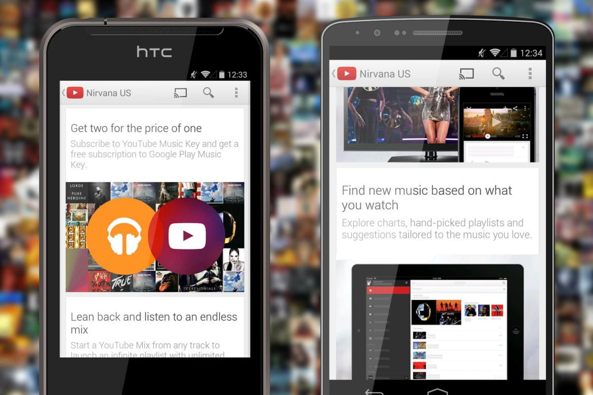youtube to launch music subscription service within weeks now header