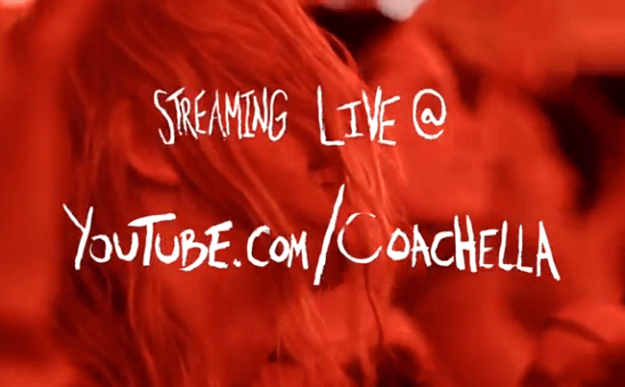 youtube streaming coachella live