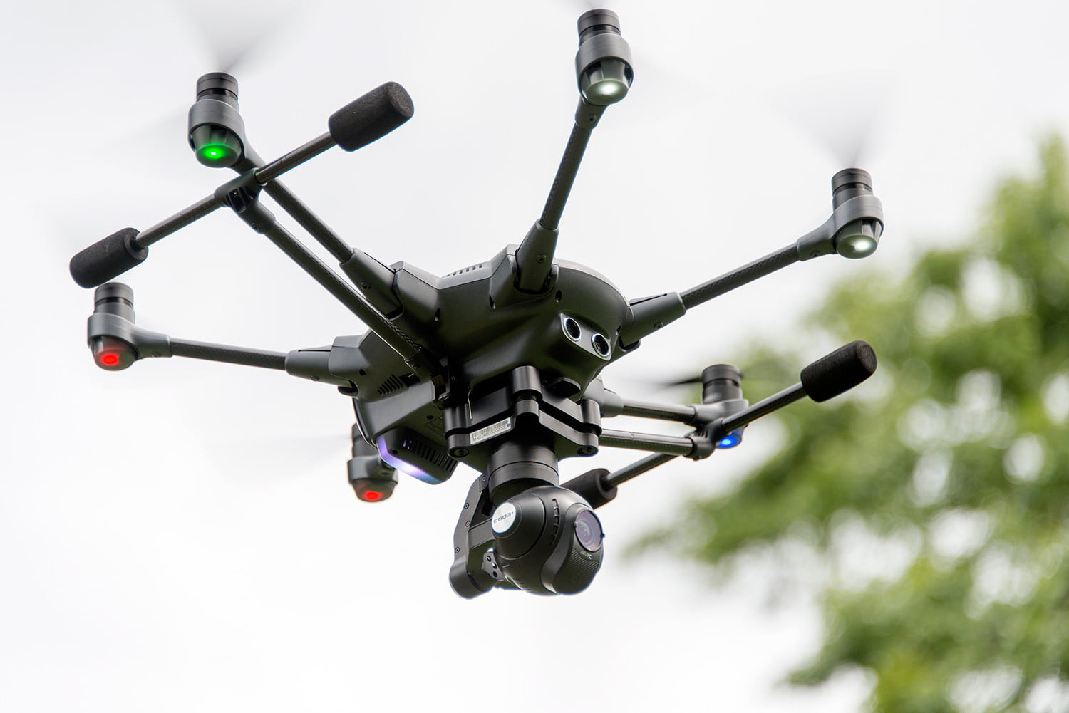Image result for Yuneec Typhoon H Drone