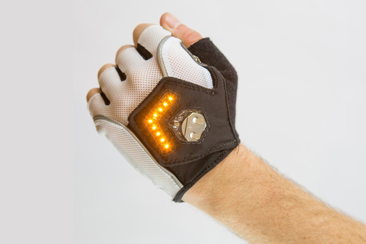Zackees turn-signal gloves