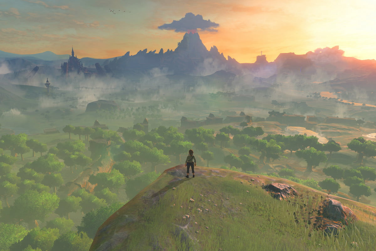 ignorance is bliss why video games are better when they tell us less zelda breath of the wild featured