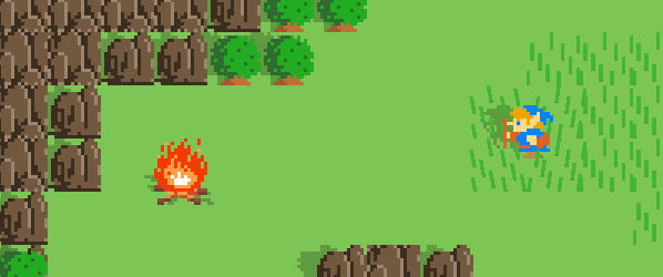 A Zelda superfan steamrolled 'Breath of the Wild' into a 2D NES game