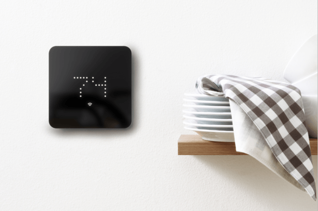 zen thermostat cheaper simpler square shaped version nest