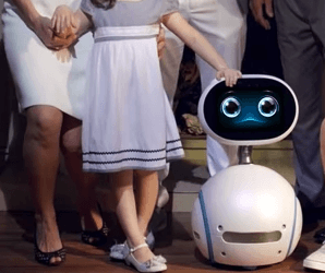 Asus rolls out Zenbo, the strangest home robot we've seen yet