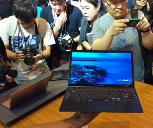 Asus gave its Zenbook a Mac makeover, and the result is beautiful