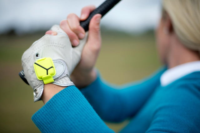 zepp labs connected sports equipment news golf gloves