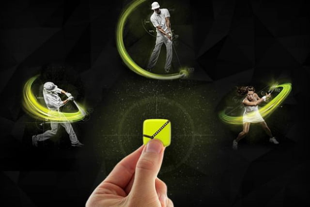 zepp labs introduces sensor for golf tennis and baseball sports platform