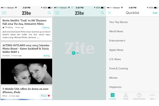 flipboard acquires zite in deal with cnn iphone